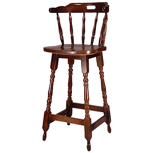 Captains Pub High Stool
