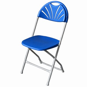 Jackson Folding Chair Blue