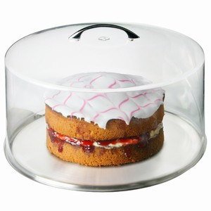 Metal Handle Cake Dome 30cm