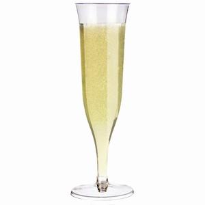 Disposable Champagne Flutes 3.75oz / 110ml