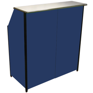 Compact Portable Bar Blue