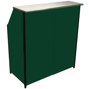 Compact Portable Bar Green