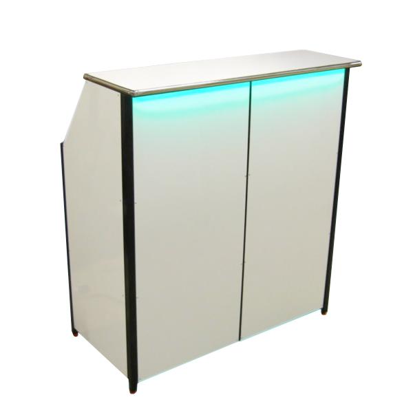 Compact Portable Bar White Portable Home Bar Mobile Bar