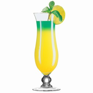 Hurricane Cocktail Glasses 8.8oz  250ml (Pack of 6)