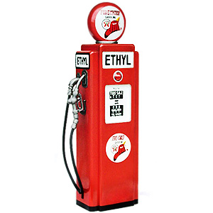 Texaco Fire Chief Gasoline Pump Replica