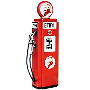Texaco Fire Chief Gasoline Pump Replica