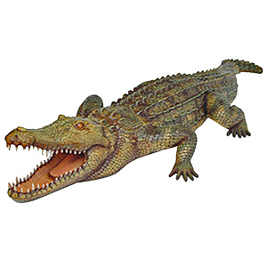 Crocodile Lifesize Replica