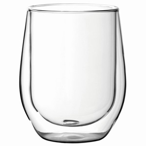Double Walled Double Old Fashioned Tumblers 11.6oz / 330ml
