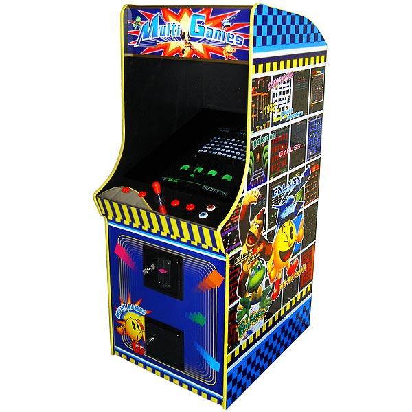 Cosmic MultiGame Upright Arcade Machine | Drinkstuff ®