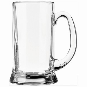 Icon Half Pint Glass Tankards 10oz / 280ml