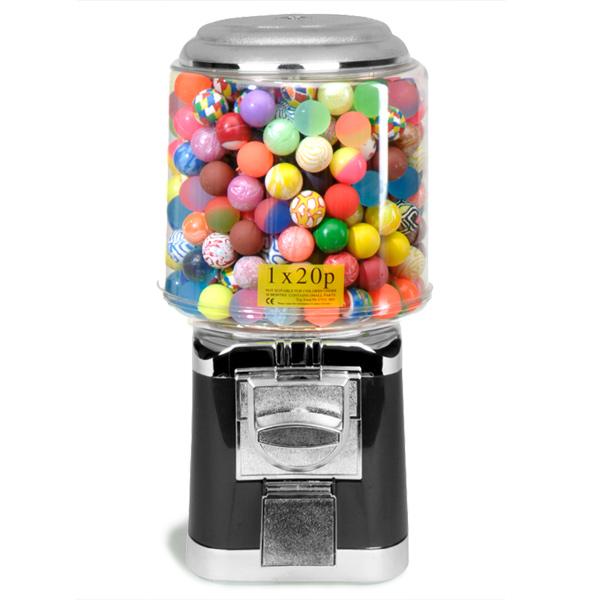 Classic sweet vending machine buy candy dispensers 20p - Distributeur de bonbons professionnel ...