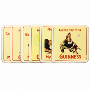 Guinness Heritage Coasters