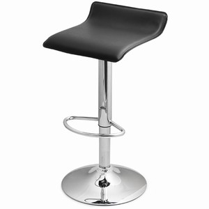 Baceno Kitchen Bar Stool Black