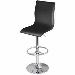 Giola Kitchen Bar Stool Black