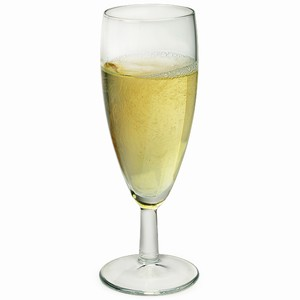 Banquet Champagne Flutes 55oz 155ml Set Of 24