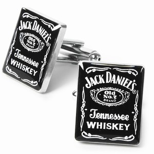 Jack Daniel's Black Label Cufflinks