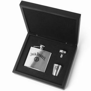 Jack Daniel's Hip Flask Gift Set
