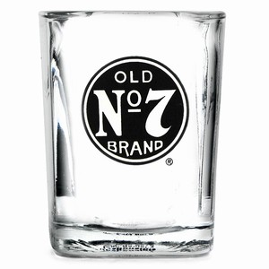 Jack Daniel's Shot Glasses 2.3oz / 65ml