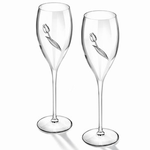 Chinelli Magnifico Tulip Wine Glasses 10.6oz / 300ml