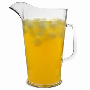 Elite 4 Pint Polycarbonate Jug LCE at 80oz / 2.5ltr