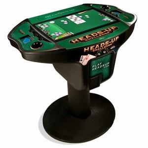 Heads-Up Poker Challenge Machine
