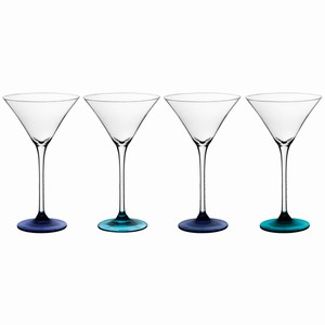 LSA Coro Cocktail Glasses Lagoon 7.4oz / 210ml
