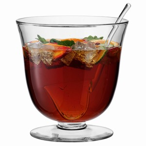 LSA Serve Punch Bowl & Ladle 200oz / 5.7ltr
