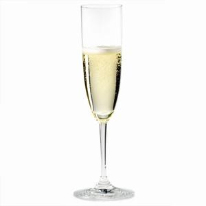 Riedel Vinum Champagne Flutes 5.6oz / 160ml