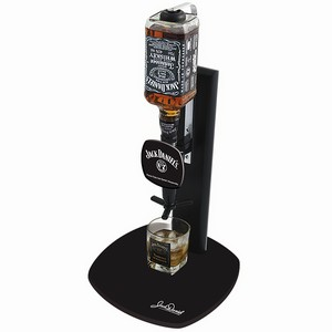 Jack Daniel's Spirit Dispenser on Plinth