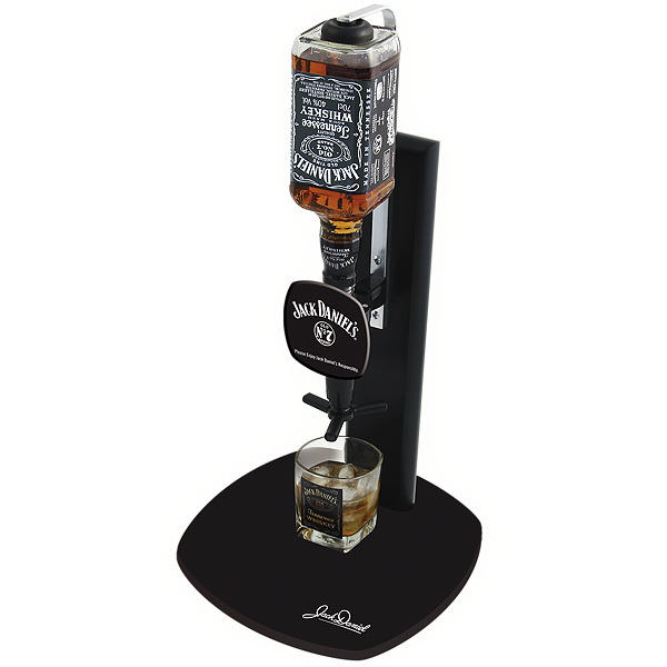 Jack Daniel S Spirit Dispenser On Plinth Drinkstuff