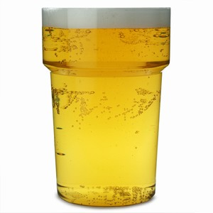 Econ Rigid Reusable Pint Tumblers CE 20oz / 568ml