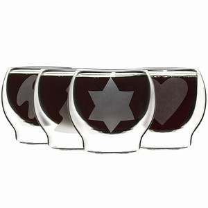 Mulled Wine Glasses 3.5oz / 100ml