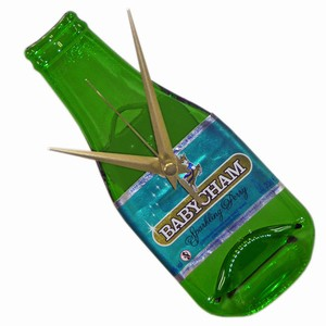 Babycham Bottle Clock