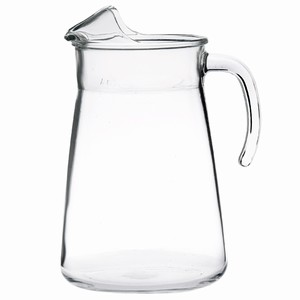 Artis Ice Lipped Jug CE Pint Marked 4 Pints / 80oz / 2.5ltr (Case of 6) Image