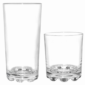 Hobnobs Glass Tumbler 12 Piece Set