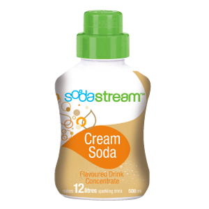 SodaStream Cream Soda Mixer
