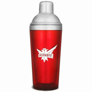 Smirnoff Red Cocktail Shaker
