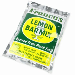 Franco's Lemon Cocktail Mix 680g
