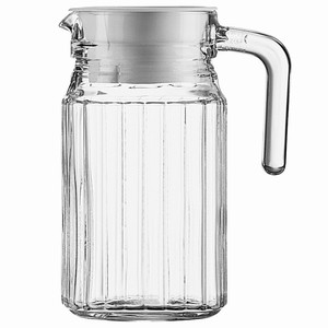 Quadro Glass Jug 17.5oz / 0.5ltr