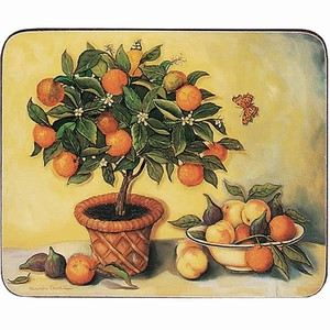 Orange Tree Coasters