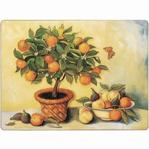Orange Tree Placemats