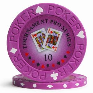 Tournament Poker Chips