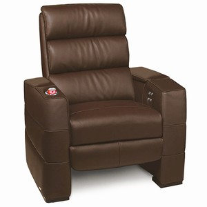 Inception Home Cinema Chair Brown