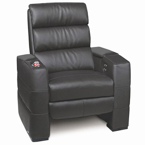 Inception Home Cinema Chair Black