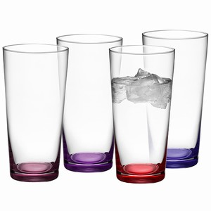 LSA Coro Berry Highball Glasses 15oz / 425ml