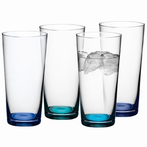 LSA Coro Lagoon Highball Glasses 15oz / 425ml
