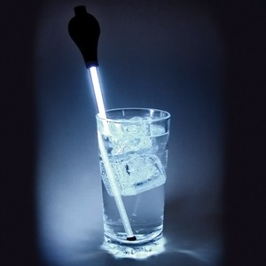 Sound Responsive LED Drink Stirrers