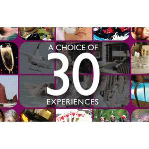 Couples Choice Gift Experience