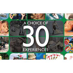 Fun Choice Gift Experience