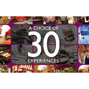 Ultimate Choice for Food Lovers Gift Experience